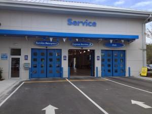 Four-Fold Garage Doors
