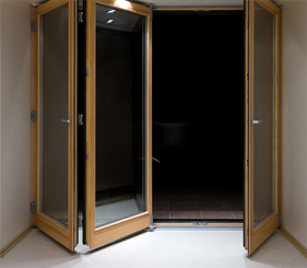 commercial bi-fold doors