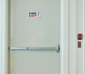 coiling and fire doors