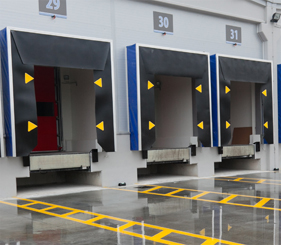 How To Improve Commercial Loading Dock Security O Amp L Door
