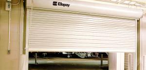 Clopay Roll-Up Fire Door