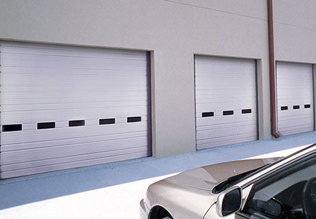 Commercial Garage Door Styles Ol Door Systems Mn